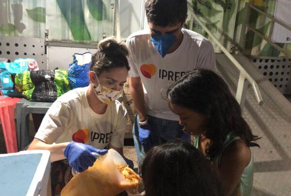 Juntos contra a pandemia: arte virtual, sopas, famílias com autistas e mais
