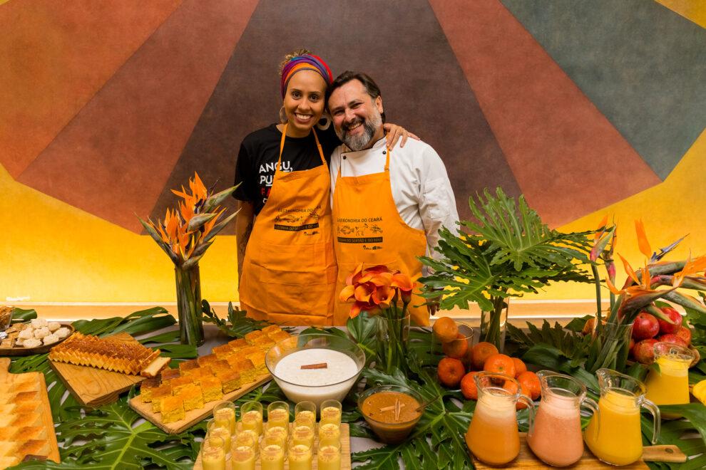 Granja Regina une almoço assinado por chefs e doação de alimentos no Dia das Mães