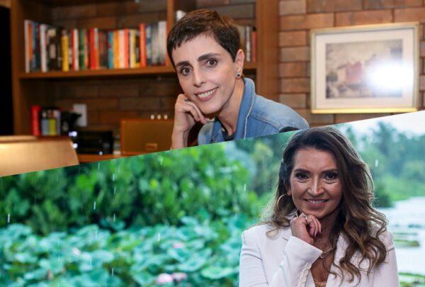 Lilian Pacce participa de live com Márcia Travessoni