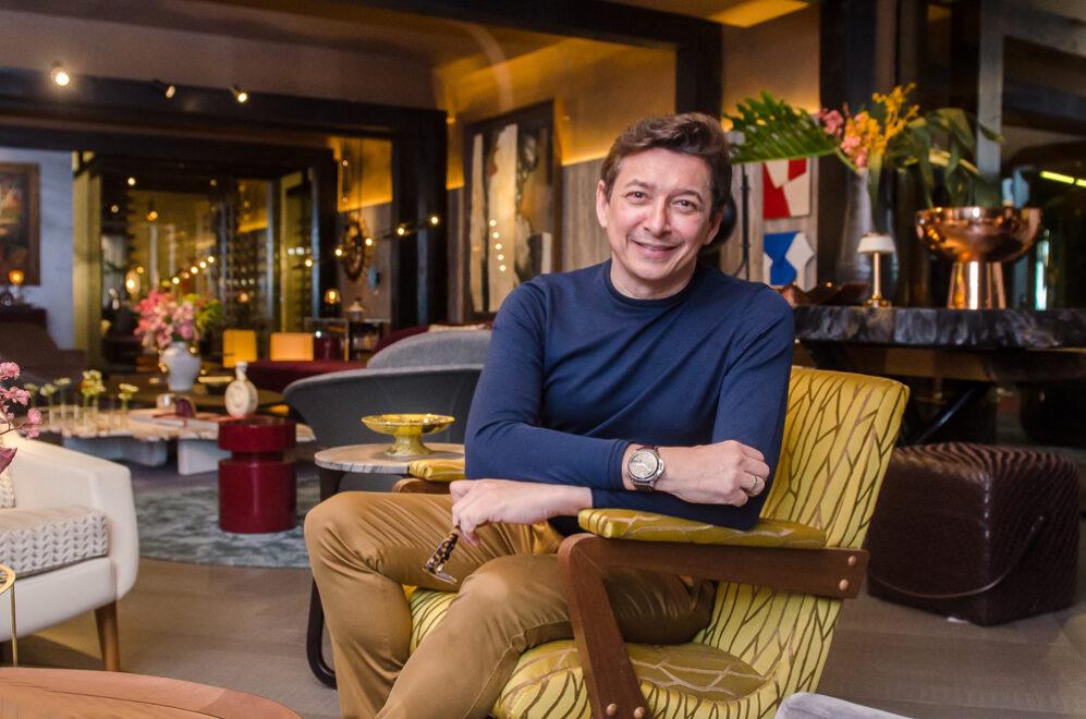 'A época do superficial acabou e as casas passarão a contar histórias', diz arquiteto Racine Mourão em live