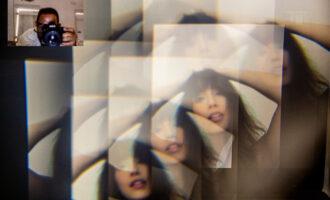 Nicolas Gondim revela bastidores de ensaio fotográfico por FaceTime