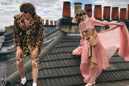 Nova campanha da Gucci é criada pelos próprios modelos em casa