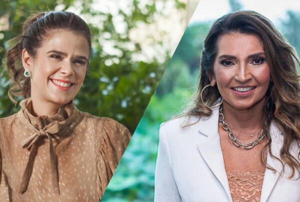 Niedja Bezerra participa de live com Márcia Travessoni