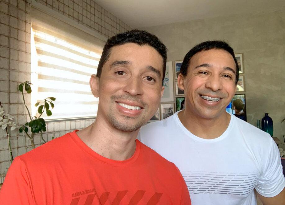Tom Mendes e Rômulo Americano falam sobre experiência de treinos online; confira vídeos