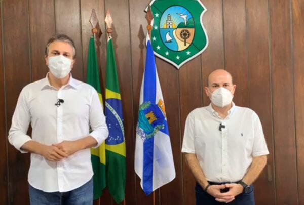 Camilo Santana anuncia primeira fase da retomada de atividades e prorroga isolamento rígido no interior