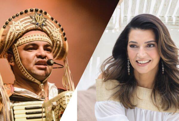 Chambinho do Acordeon participa de live com Márcia Travessoni
