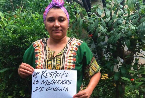 Cristina Quilombola fala sobre vivências de luta e preservação de tradições ancestrais