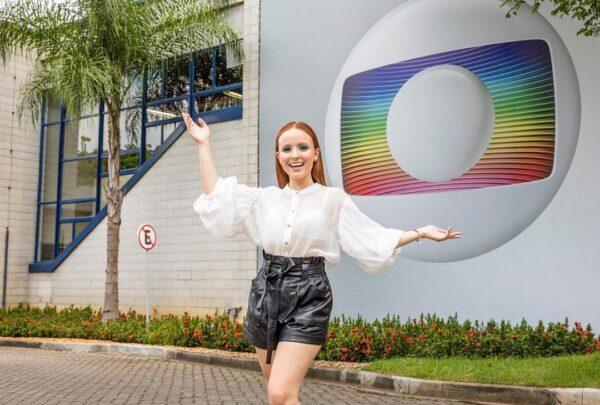 Larissa Manoela fala sobre estreia na Globo: 'É um passo importante na minha história'