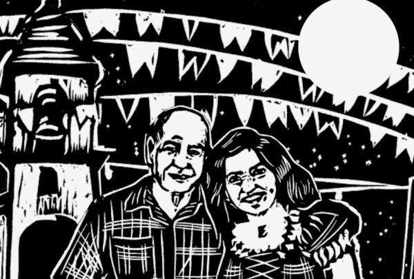 David Valente e Giovana Bezerra celebram o amor de Fernando e Márcia Travessoni em vídeo especial