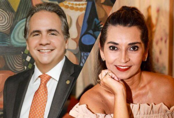 Ricardo Bacelar e filhas participam de live com Márcia Travessoni
