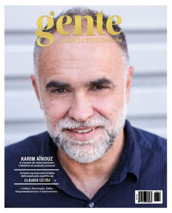 Revista Gente por Márcia Travessoni