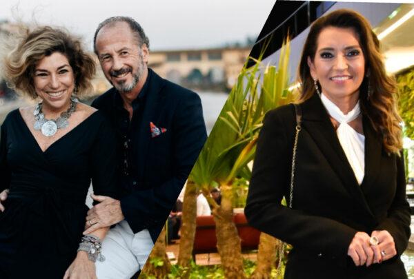 Consuelo Blocker e Roberto Leone participam de live com Márcia Travessoni
