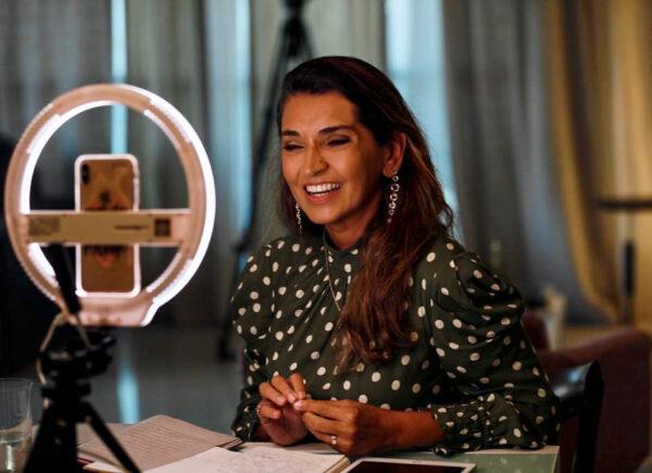 Márcia Travessoni lança projeto 'Descobertas' e estimula reflexão sobre mudanças da pandemia