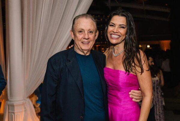 Nora Teixeira relembra início de namoro com Alexandre Grendene e fala sobre trabalho voluntário