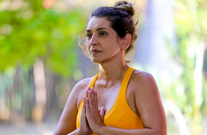 Meditação guiada com Tadashi Kadomoto será nova experiência de Márcia Travessoni no projeto 'Descobertas'