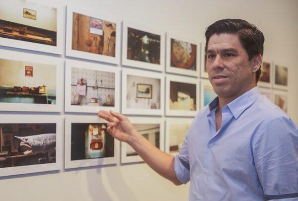 Gueitebol inspira livro do fotógrafo cearense Márcio Távora