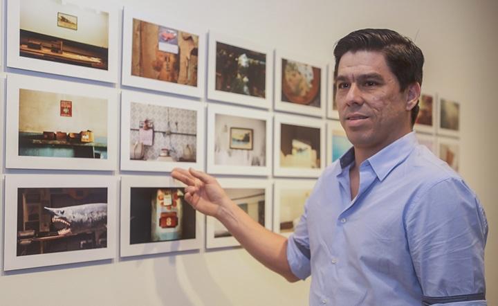Esporte japonês, gueitebol inspira livro do fotógrafo cearense Márcio Távora