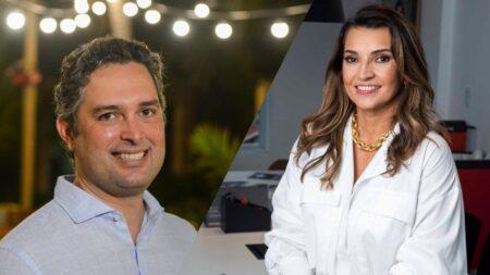 Murilo Pascoal participa de live com Márcia Travessoni