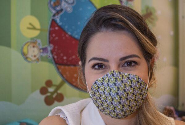 Ação 'Energia Solidária' doará 200 mil máscaras com estampas de marcas autorais e designers nordestinos