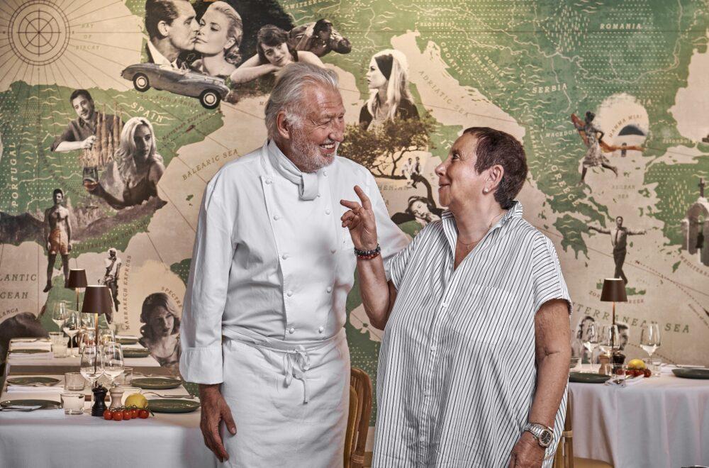 Em Cannes, Hotel Barrière Le Majestic inaugura novo restaurante gourmet e descontraído