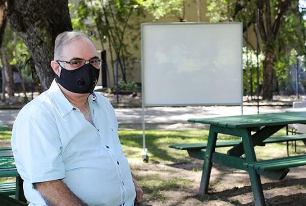 Universidade de Fortaleza promove aulas ao ar livre