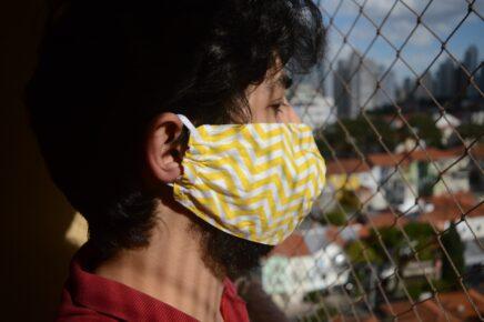 Lei estadual determina multa para quem não usar máscara no Ceará