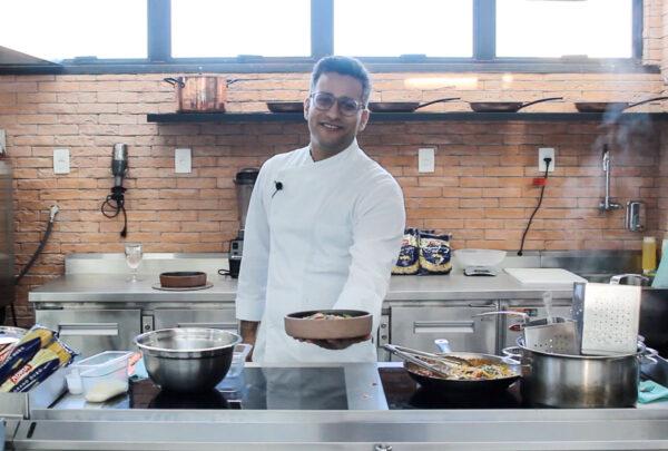 Como preparar massas sem errar com as dicas do chef Matheus Vieira