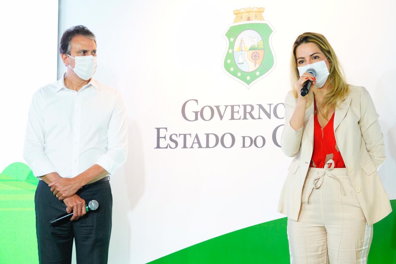 Camilo Santana anuncia novos investimentos no Programa Mais Infância Ceará