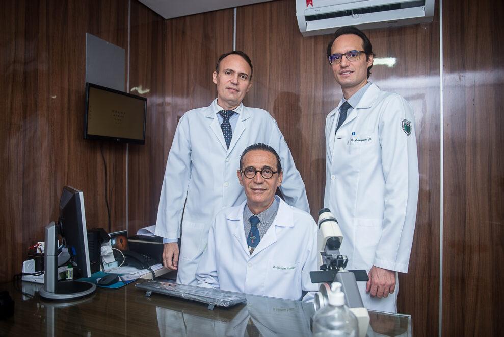 De pai para filhos: Aristófanes Canamary e a família de oftalmologistas
