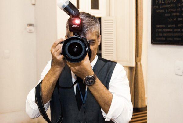 Dia Mundial da Fotografia: conheça os profissionais que trabalham na equipe MT