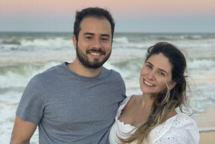 Pais de primeira viagem relatam expectativa de comemorar a data pela primeira vez