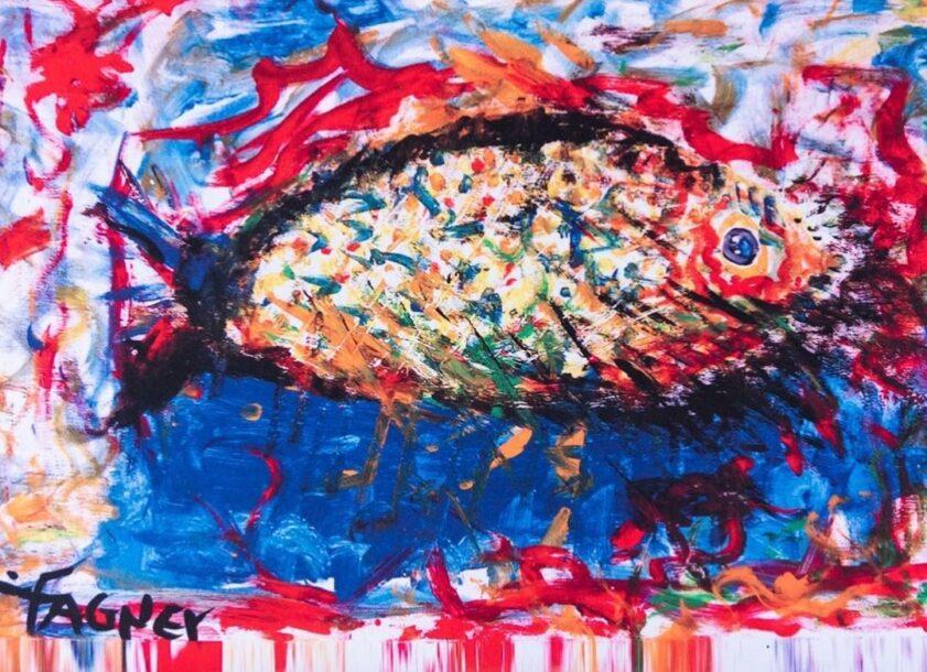 Leilão beneficente do projeto Rede Sol reúne 15 obras de artistas cearenses