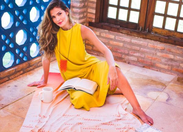 Conheça a Pimentá, marca cearense que veste a mulher com alma colorida