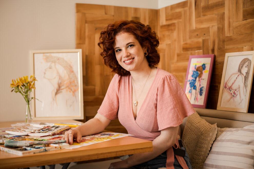 Além da edição: como Thiliê, Rebeca e Olga se descobriram artistas