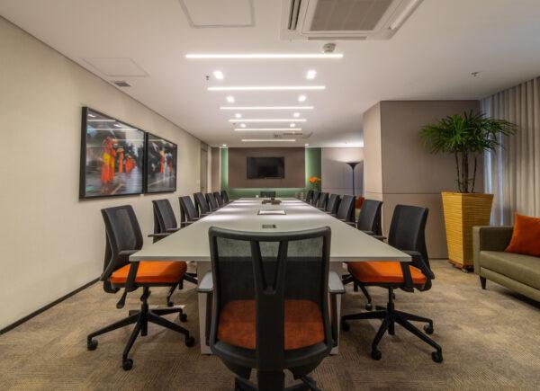 BS Design adaptará salas de reuniões e auditórios para eventos híbridos
