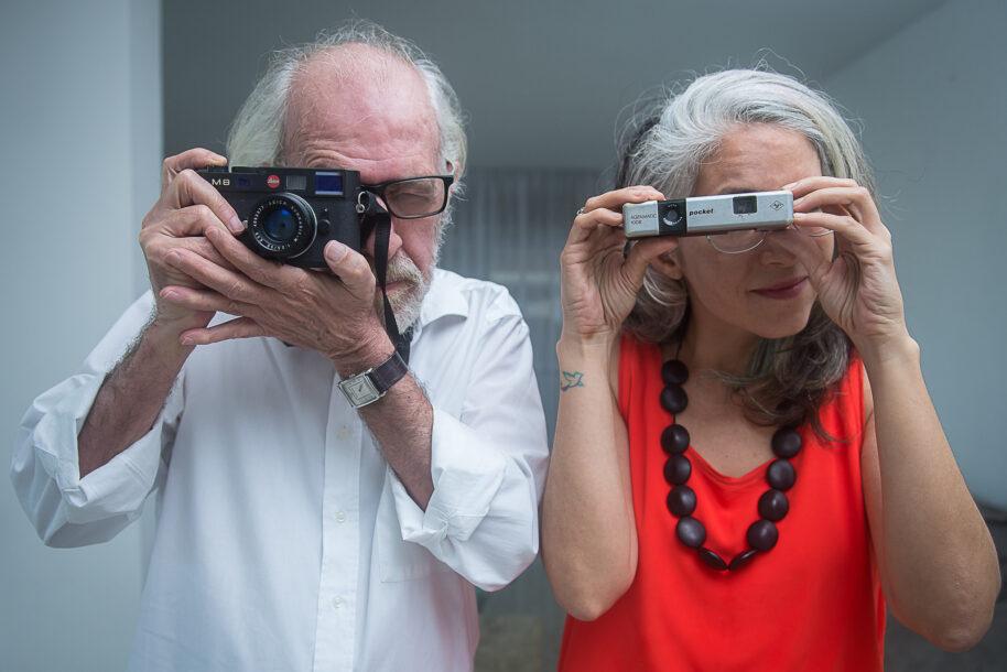 De pai para filha: Silas e Lia de Paula compartilham o amor pela fotografia