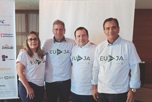 Igor Queiroz Barroso é reeleito presidente da Junior Achievement Ceará