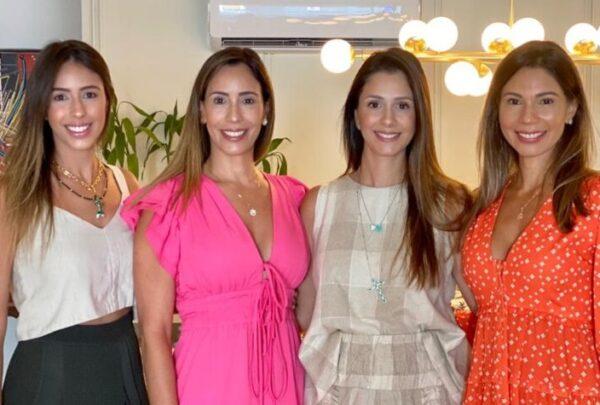 Sarinha Pontes Rolim celebra aniversário com almoço em família