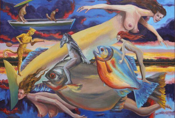 Espaço Mostra Iguatemi abre para visitação com exposição 'Veredas'