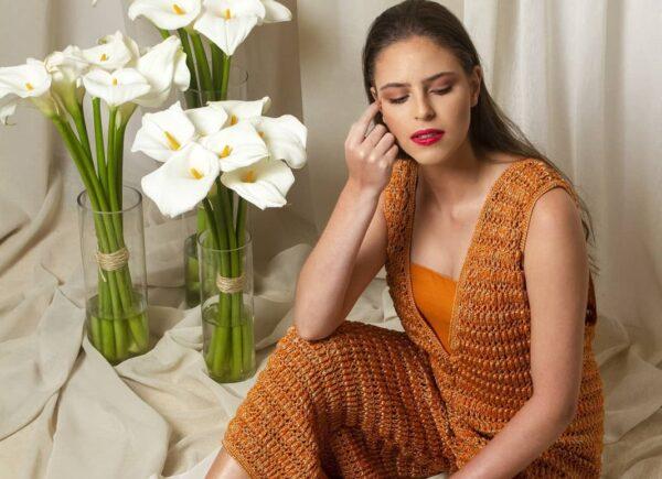 Conheça a Gabriela Fiuza, marca cearense que valoriza a atemporalidade do crochê