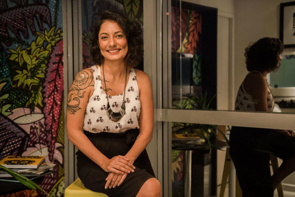 Laura Rios indica produções para refletir sobre questões ambientais