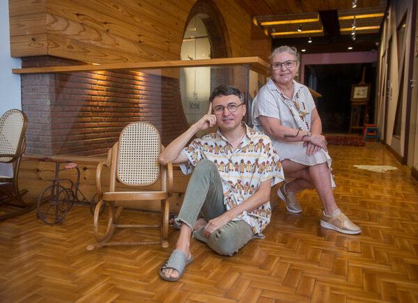 Lindebergue Fernandes e Evelyn Mathews lançam coleção-cápsula 'Minha Casa, Minha Vida'