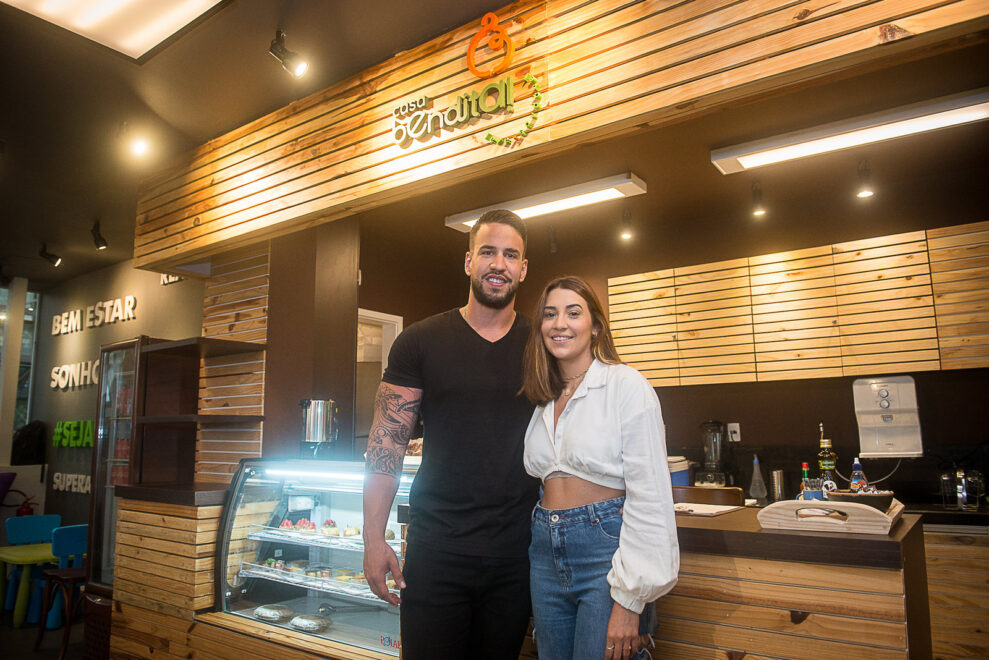 Casa Bendita inaugura sede com foco em comidas leves na academia Greenlife