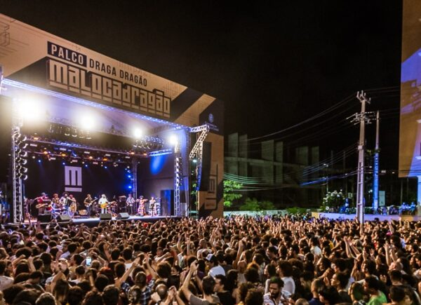 Festival Maloca Dragão vence prêmio nacional de melhor evento