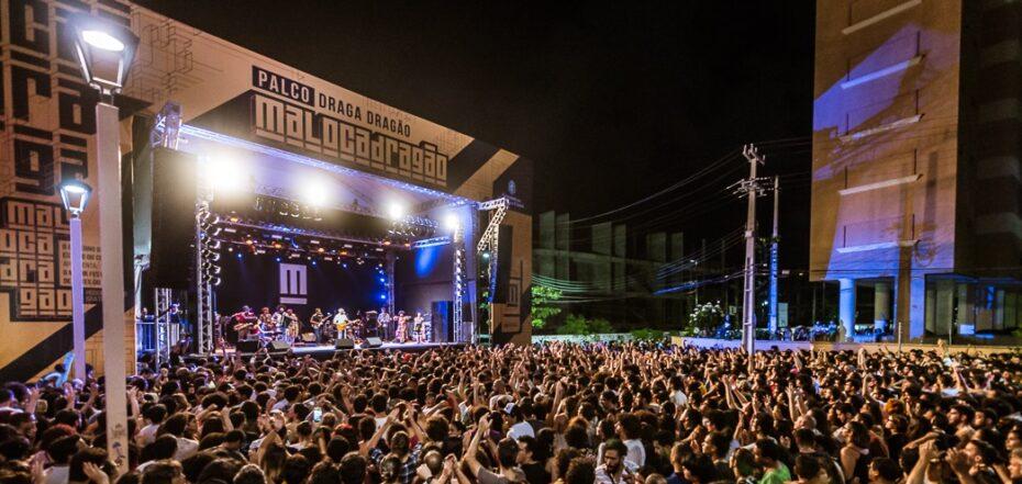 Festival Maloca Dragão disputa prêmio nacional na categoria 'Melhor Evento'