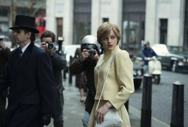 The Crown: Netflix divulga primeiras imagens da princesa Diana na 4ª temporada