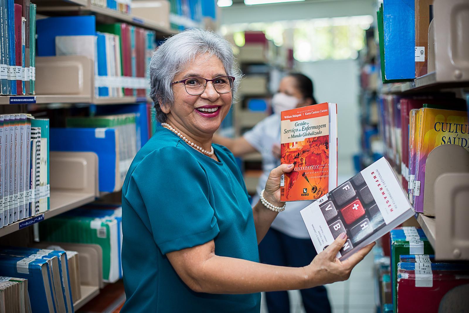 Mulheres na Ciência: Raimundinha Magalhães se dedica aos apps de Saúde Móvel