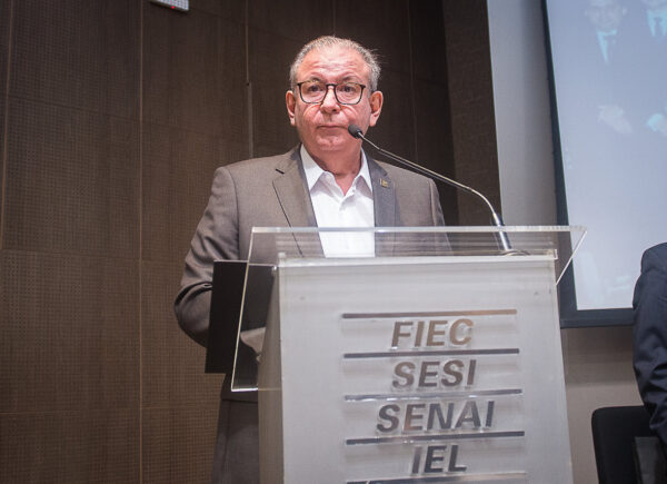 Ricardo Cavalcante inaugura nova sede do CIN e faz balanço do primeiro ano de gestão