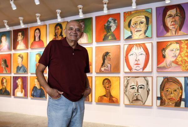 Exposição inédita do cearense Stênio Burgos marca reabertura do Espaço Cultural Unifor