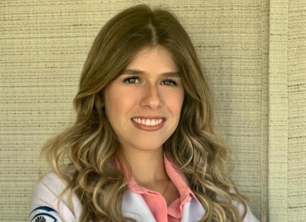Ticiana De Francesco fala sobre especialização no Canadá com oftalmologista renomado